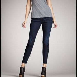 COH Thompson Medium Rise Skinny Jeans in Faith